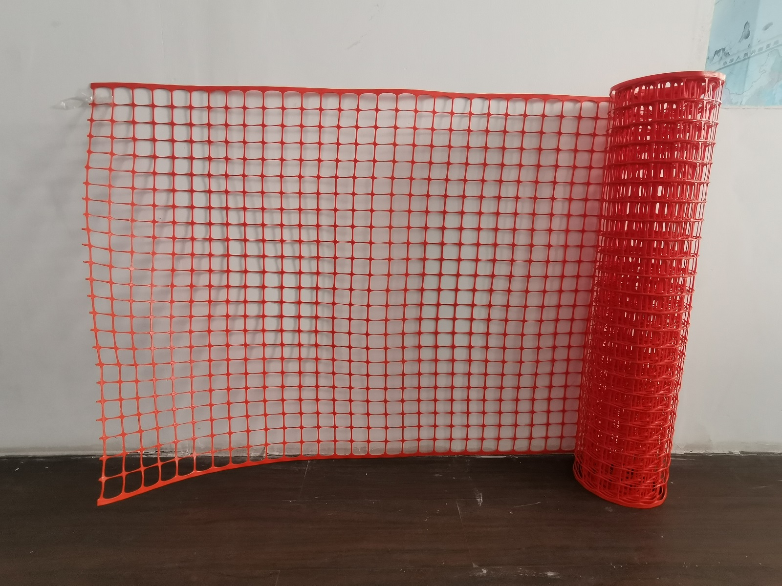 Used chain link green color garden mesh for sale