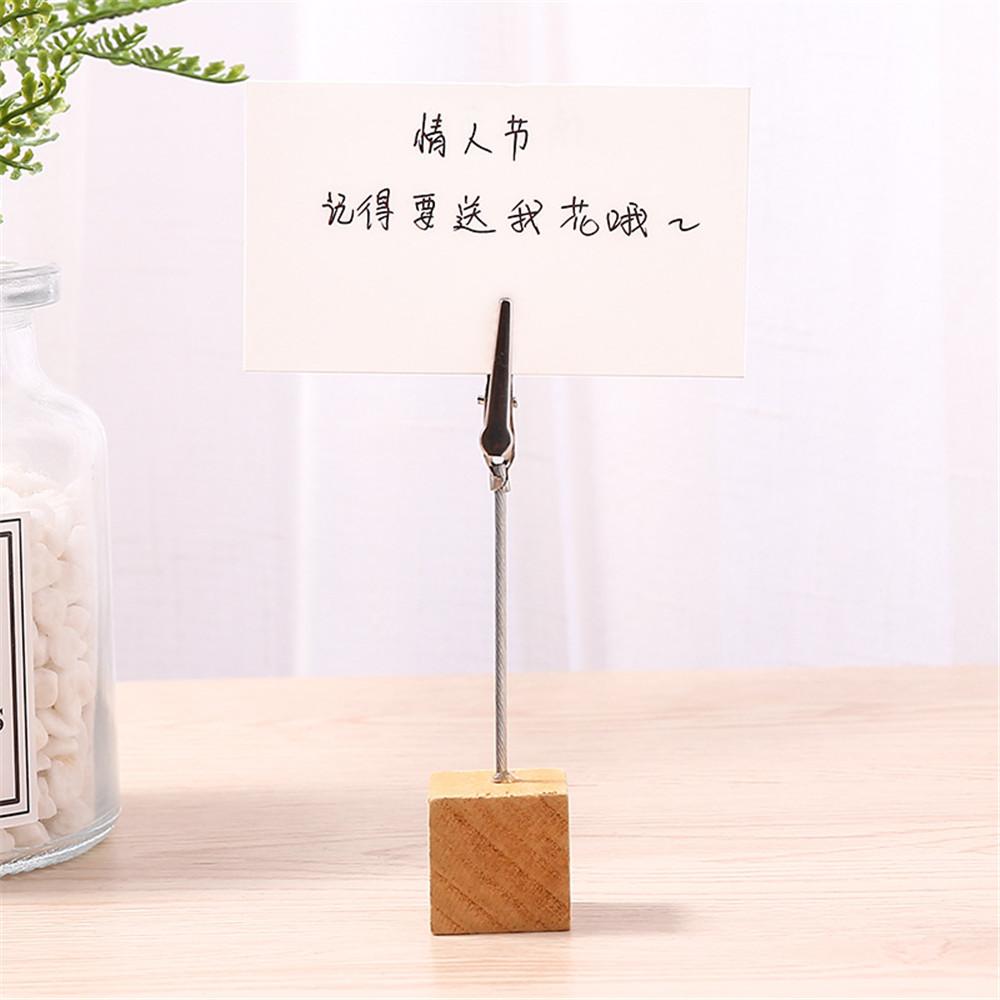 1 шт. маленький куб 3 зажима металлический держатель для карт для заметок зажимы для заметок скрапбукинги для фотографий подставка держател...(Китай)