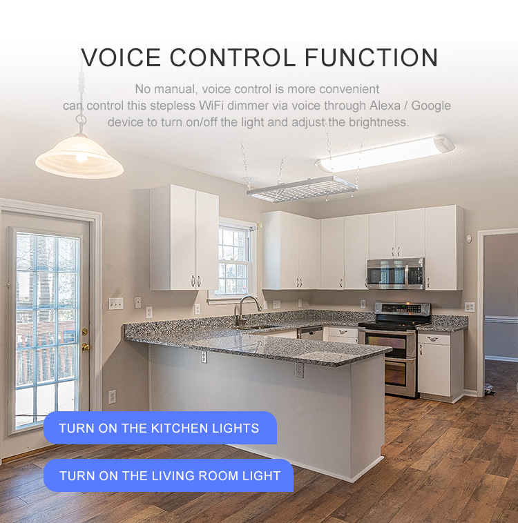 Professional Factory Zigbee App Alexa Google Home Control Eu Standard Smart Switch