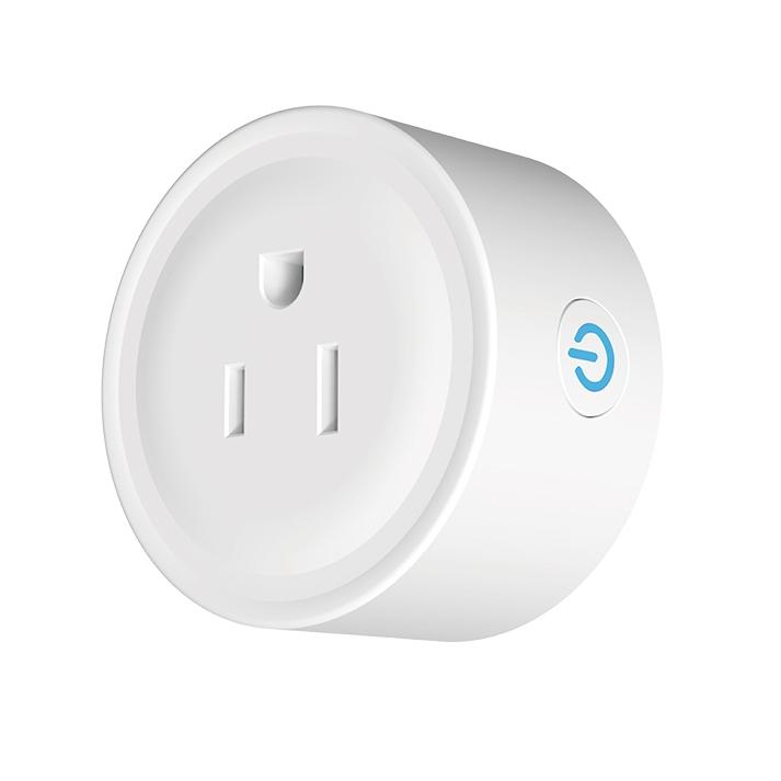 2019 FCC CE onayı Alexa Google ev Wifi priz akıllı tak 10A abd standart Wifi akıllı ev cihazları