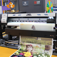 print eco solvent plotter with dx7 head eco solvent printer vinyl small printer plotter inkjet