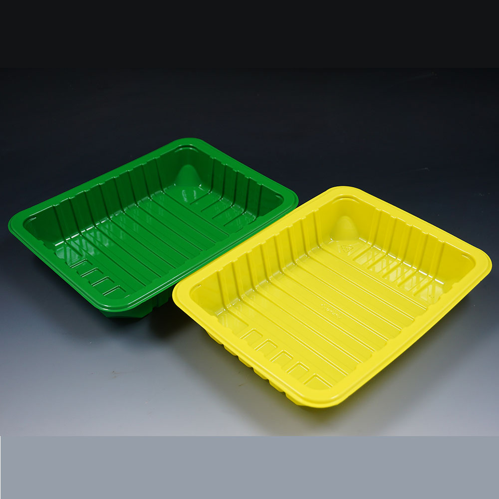 sterilize fruit plastic white tray