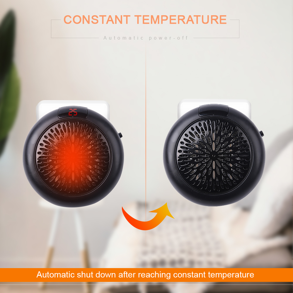 Hot Sale Home Fan Heaters Electric Small Portable Electric Room Heaters