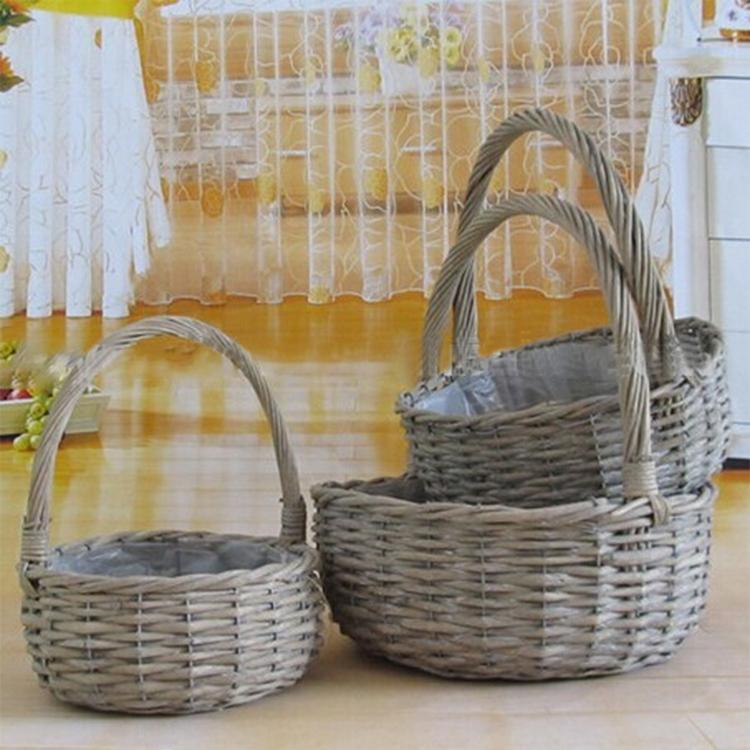 Custom Mini Wicker Baskets Whole
