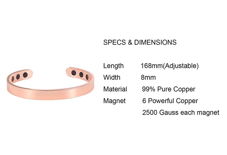 ladies magnetic bracelet