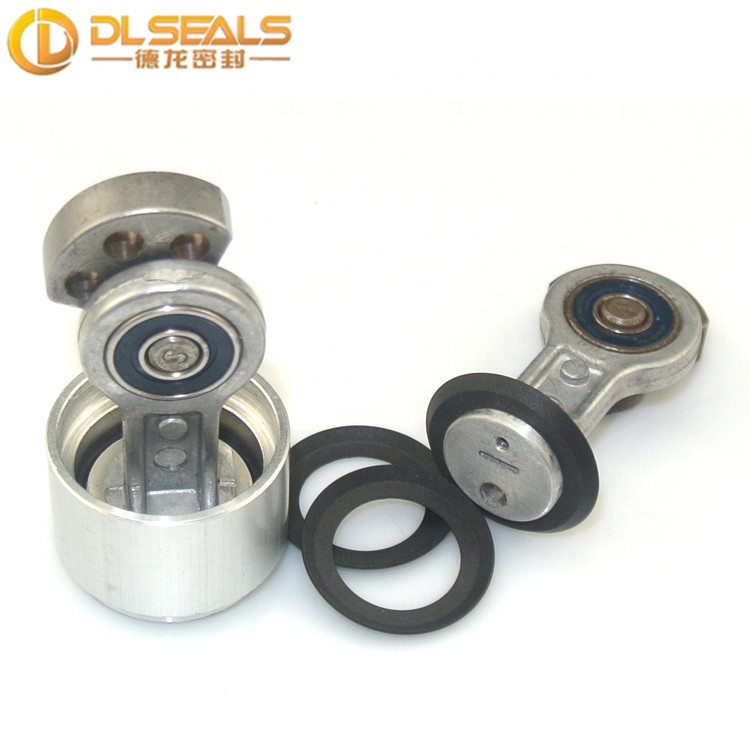 DLSEALS Oil-free Air Compressor Pre Formed Ring Porter Cable Craftsman DeVilbiss ptfe piston rings