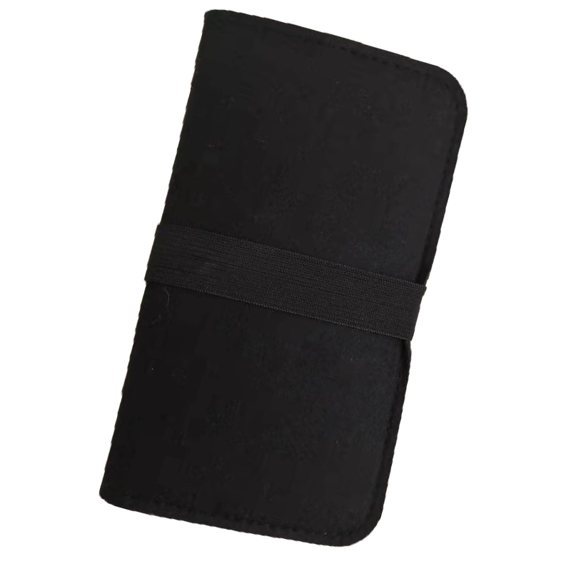 Felt material <strong>Cell</strong> <strong>Phone</strong> Case mobile <strong>phone</strong> pouch <strong>pocket</strong> with crossover strap