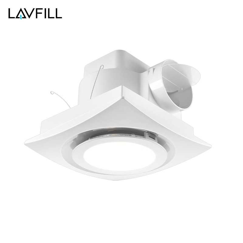 Pipe Type Exhaust Fan Bathroom Ceiling