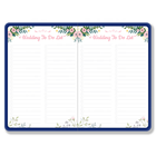 2020 custom wedding note book sublimation calendar planner content eco friendly customized notebook