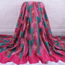 Zhenguiru швейцарское кружево высокого качества африканская Кружевная Ткань красивая французская кружевная ткань вышитая нигерийская ткань д...(Китай)
