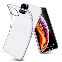 1.1 mm Ultra thin soft tpu phone case shockproof phone accessories for iPhone 11/11 Pro/ 11 Pro Max