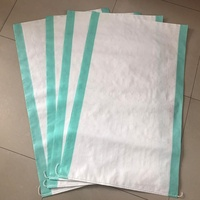 China suppliers 25kg/50kg PP woven flour bag plastic woven sack,pp woven sack for feed