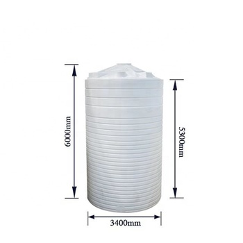 RY-S50T best type of pe plastic 50000liter water storage tanks for industrial water