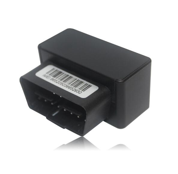 G500M GPS Tracker 16PIN Mini OBD Plug Play Car OBD GPS Tracker