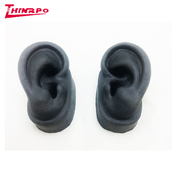 Factory Supply Silicone Human Ear Models For Ear Education Artificial Ears  3d Model Display - Buy Ear Rubber Ear Model,Jewelry Display Model,Human