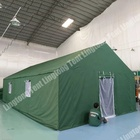 GSLYP-3 3x6m Steel Frame Outdoor Winter Green Army Canvas Camping Military Tent