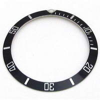 China manufacturer inserts custom watch bezel parts