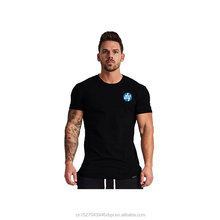 Dry Fit Leere Custom Cut <span class=keywords><strong>Off</strong></span> Workout Fitness Trainingsanzug Polyester Mens Gym Tragen Mens T Shirt Für Männer