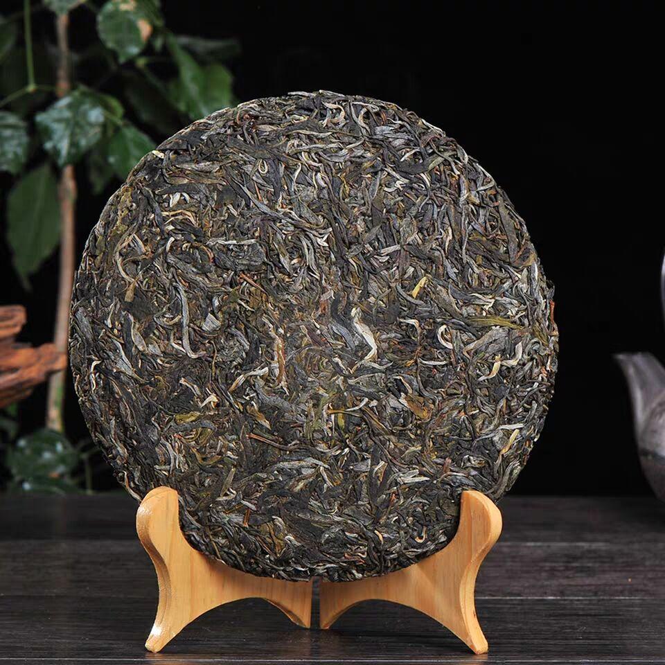 China de Yunnan Daxue montaña Daye de Puer té