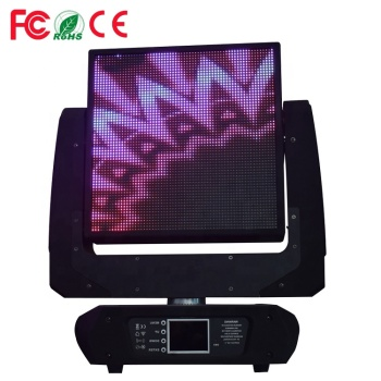CE ROHS Pro Stage Disco DJ KTV Bar Nightclub Tri SMD1212 RGB 3in1 P5 LED 64x64 Pixel Moving Head Video Panel