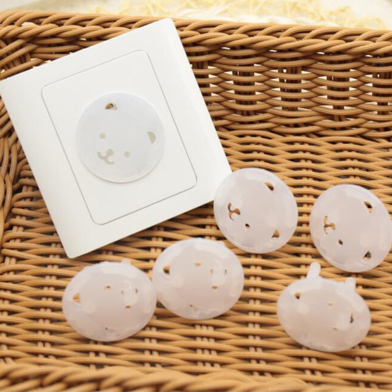 Baby safety electrical outlet plug socket cover