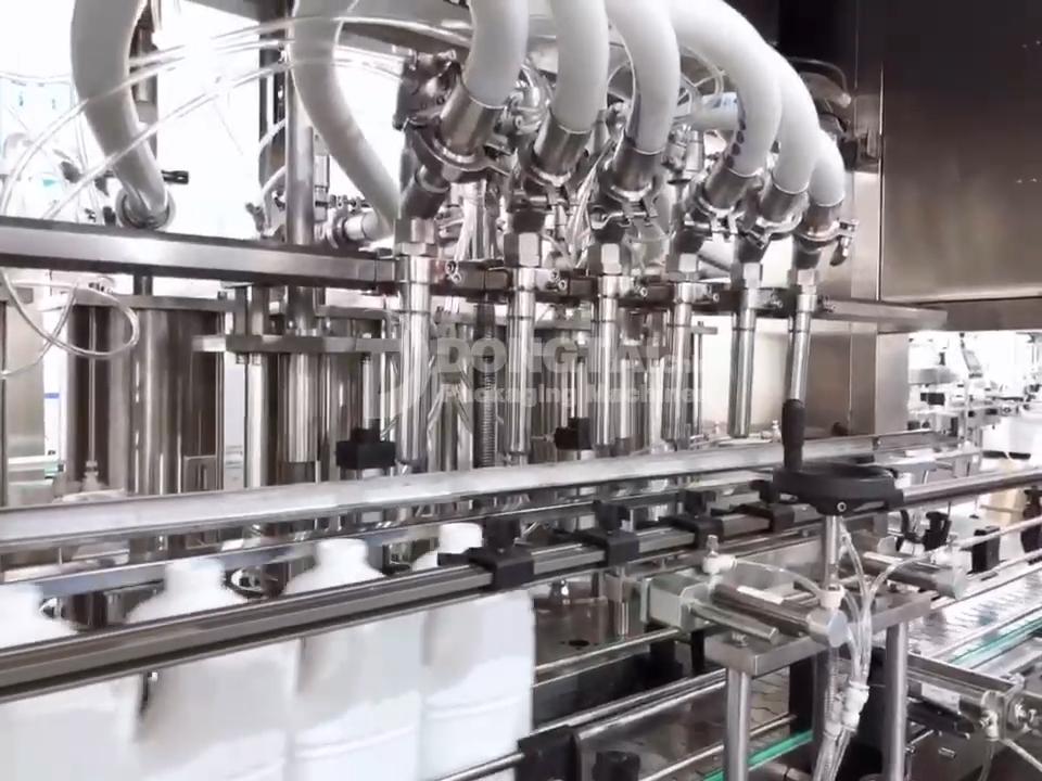 Máquina de llenado para líquido embotellado/máquina de llenado anticongelante/relleno cuantitativo