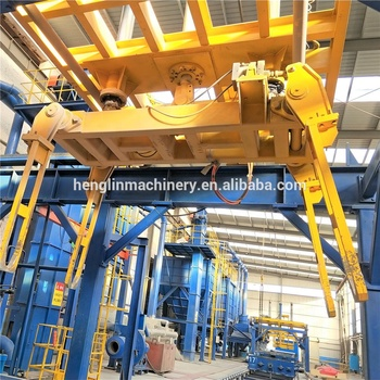 China Automatic V Process, Vacuum Molding Sand Casting Machine for Foundry Plant