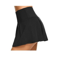 Hot Selling Cheap Elastic Soft Tennis Golf Sports Skirt for Running Dancing Underwear Pants
