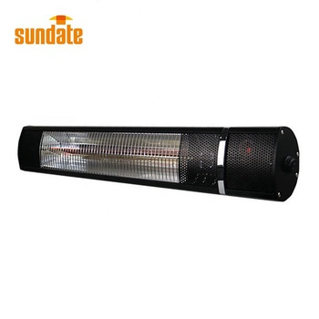 Sundate Outdoor waterproof wall mounted infrared electronic heater