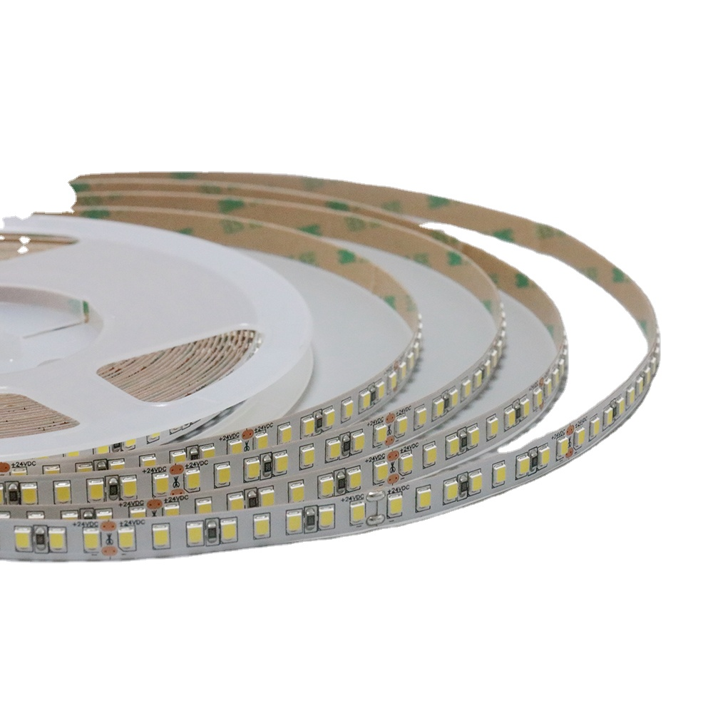 Flexible SMD Long Life Led Strip Light Roll Supplier IP20 Adhesive Flexible 2835 Strip, 10M/Reel