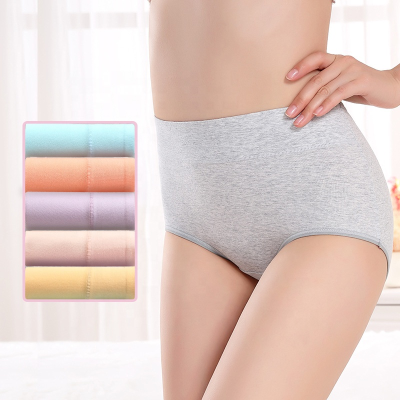 Young girls wearing mid waisted knickers sexy ladies seamless underwear panties
