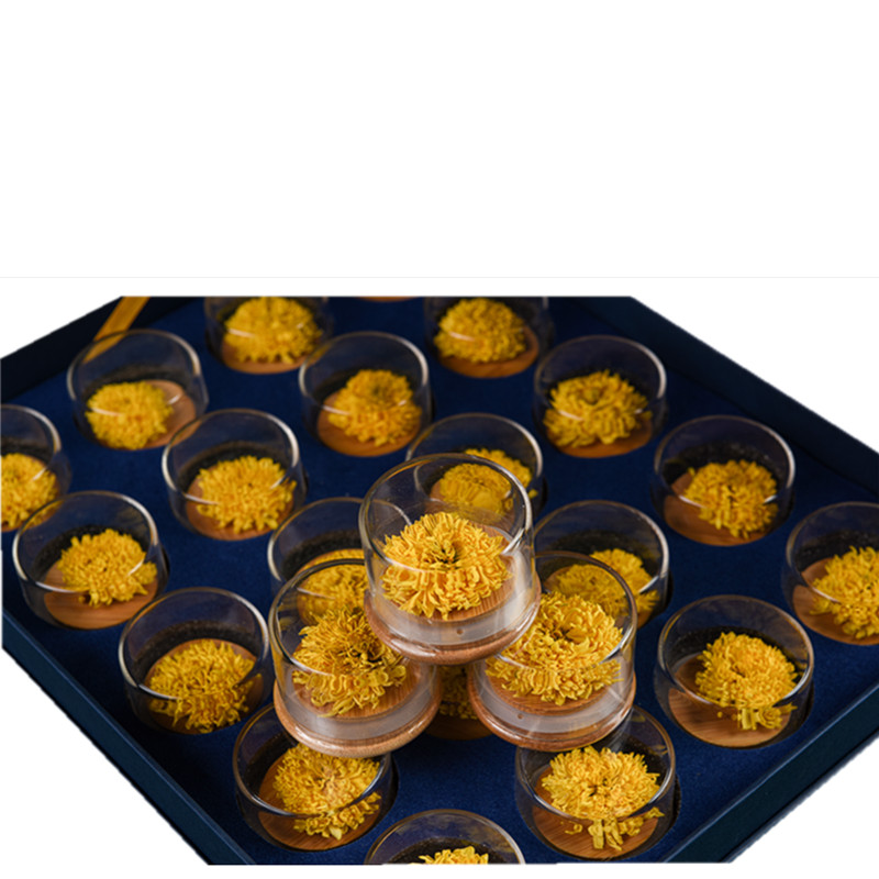 Premium and Tasteful Green Tea Organic Chrysanthemum Tea OEM Available - 4uTea   4uTea.com
