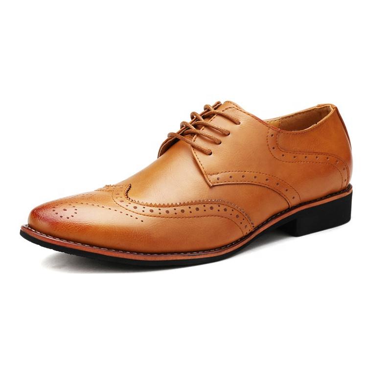 รองเท้าใส่ทำงานพื้นยางสำหรับงานแต่งงาน,รองเท้าหนังอิตาลีแท้รองเท้าใส่ออกงานสำหรับผู้ชาย