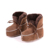 soft sole warm girls boys infant sheepskin booties winter baby boots wholesale