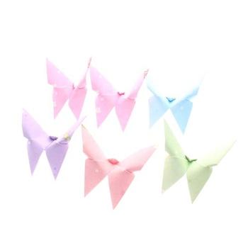 Origami wedding invitation Royalty Free Vector Image | 350x350