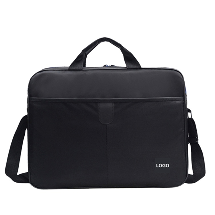 multifunctional travel luxury custom shoulder business waterproof computer polyester laptop bag 2020