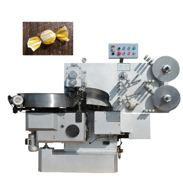Automatic <strong>Double</strong> Twist Candy Packing <strong>Machine</strong> YB-600S candy wrapping <strong>machine</strong>