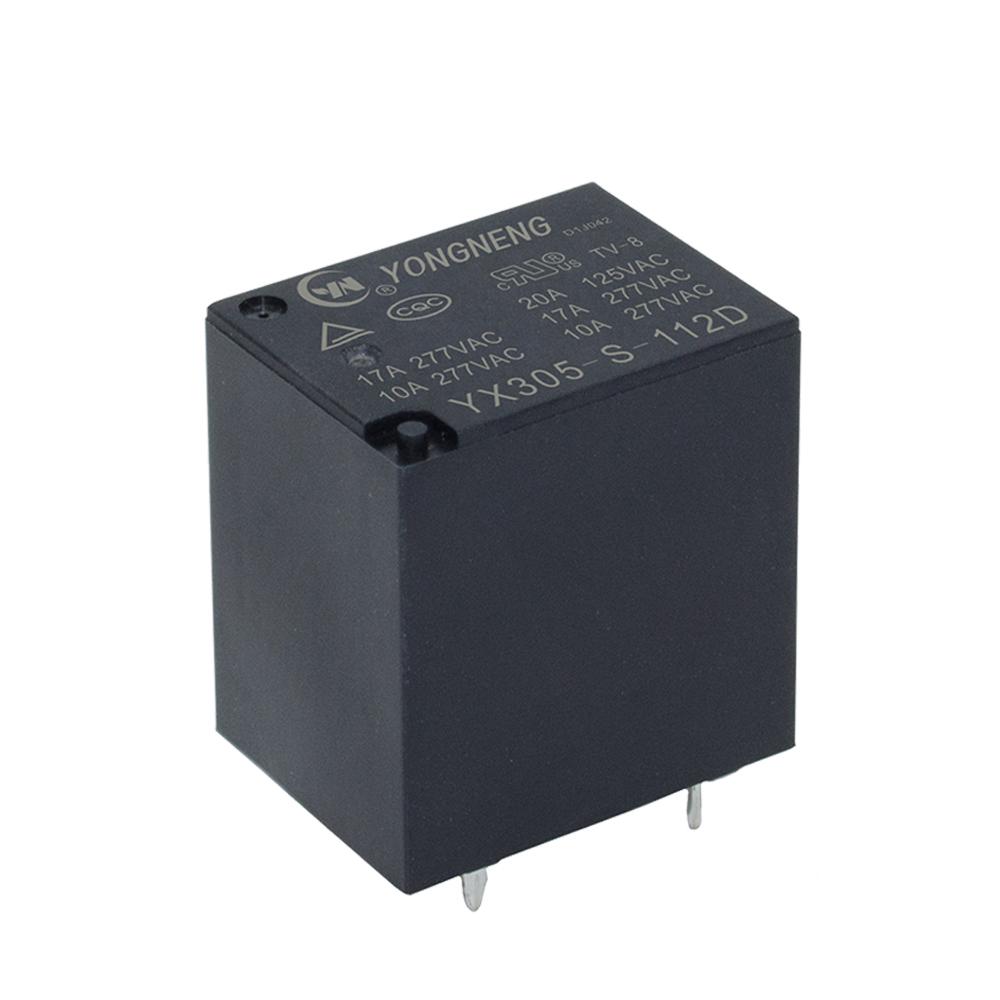 HF152F//024-1HT relais de puissance 16 A 24VDC 4 broches x 10pcs