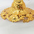 Factory bulk Gold Cake Stand Elegant Wedding party hotel boutique Decoration fruit snacks serving plate