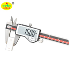 IP54 Electronic Vernier Caliper Digital Measuring Tool Inch/MM/Fractions 150/200/300mm