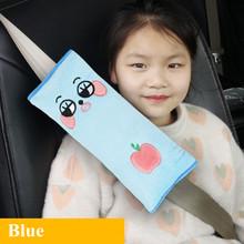 1 шт. мультяшный автомобильный ремень безопасности, чехол, милые подплечники, детская подушка для сна, безопасное расположение, прокладка, а...(Китай)