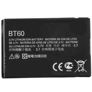 Replacement for Motorola BT60 1100mAh Cell Phone Battery