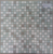 Swimming pool glass mosaic floor  wall tile