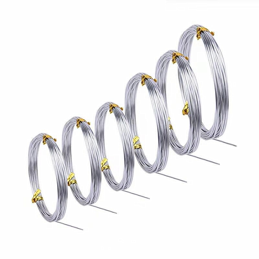 High Quality Surface Treatment 10 Gauge Aluminum Wire Aluminum Coil Wire For Europe