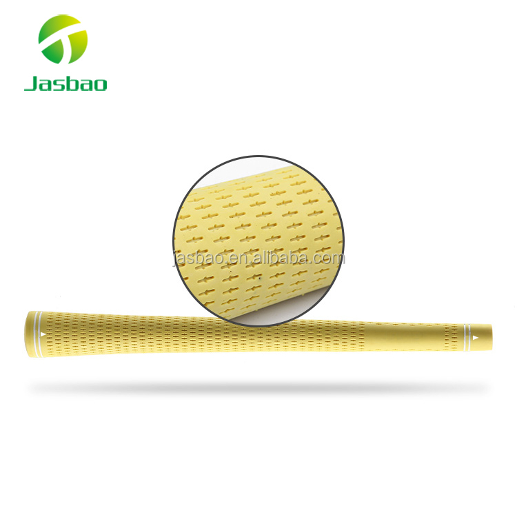 Classic Golf Grips with Simple Texture