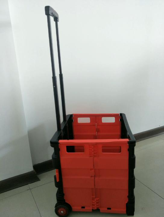 Складные легко транспортировать OEM Тележка для покупок тележка для покупок для пожилых людей