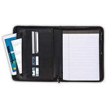 Filing product business A4 PU leer Rits portfolio tas Voor Executive meeting bestand