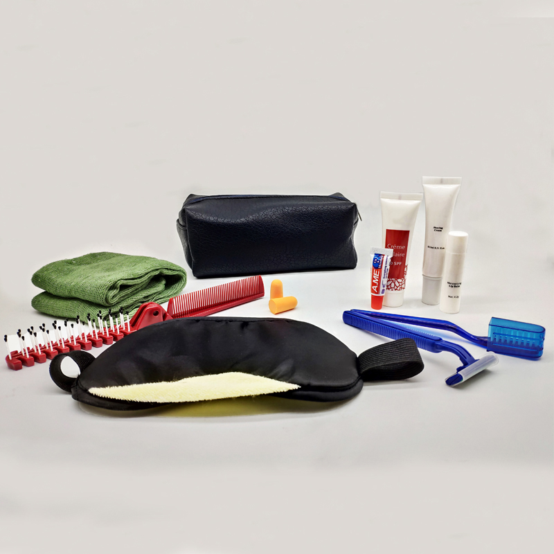 First class Airline amenity  Kit