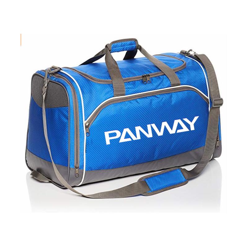 De moda duradera deportes bolsa gimnasio y de la noche a la mañana, bolsa de viaje impermeable de los deportes bolsa de gimnasio