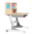 igrow wood children study table children furniture study table height adjustable tables for children